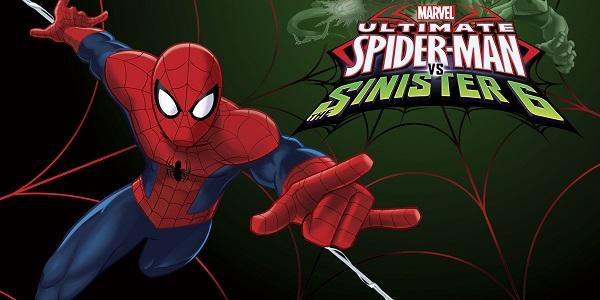 Ultimate Spider Man Contro I Sinistri 6 Arriva La Quarta Stagione