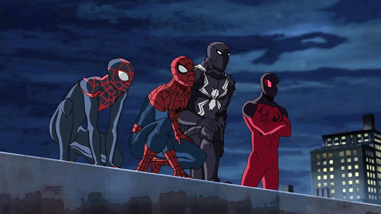 ultimate spider-man contro i sinistri 6: arriva la quarta stagione