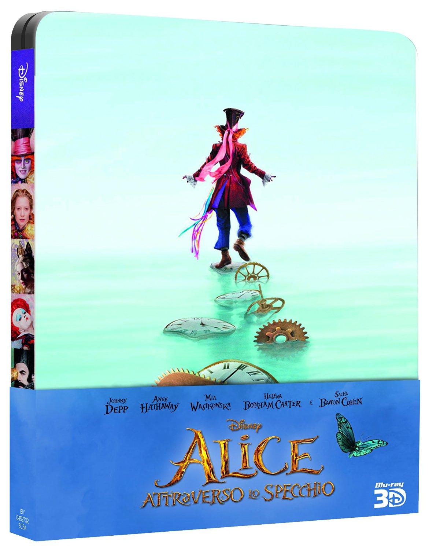 Alice attraverso lo specchio in home video dal 19 ottobre - Alice e lo specchio ...