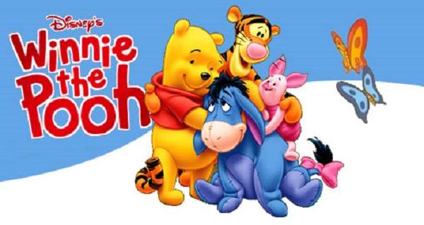 Auguriamo un buon ° compleanno winnie the pooh