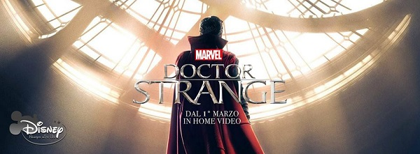 dr strange home video