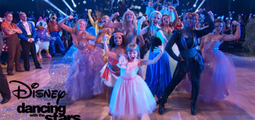 Disney Night Dancing with the stars