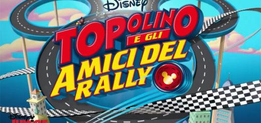 Topolino e gli amici del Rally