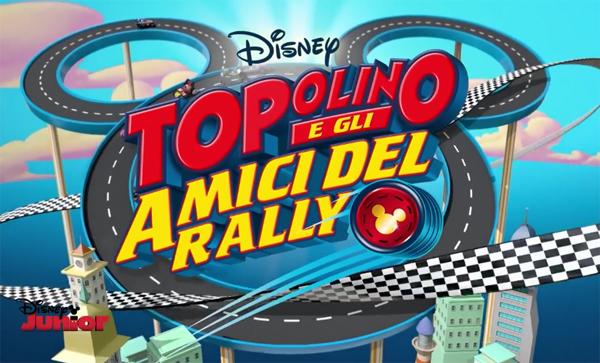 Risultati immagini per topolino e gli amici del rally season 2