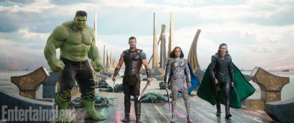 Thor: Ragnarok immagini esclusive EW