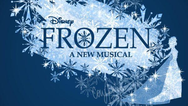Frozen Il Musical di Broadway