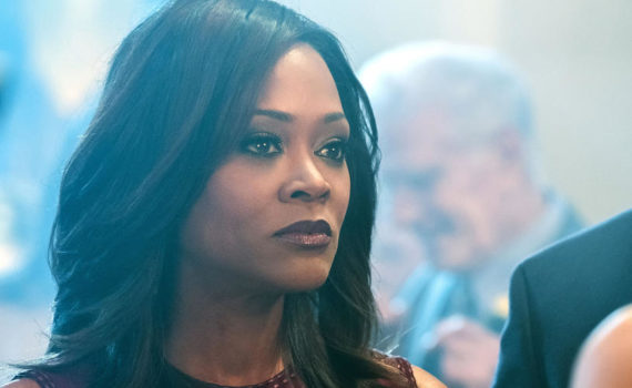 Once Upon a Time Robin Givens