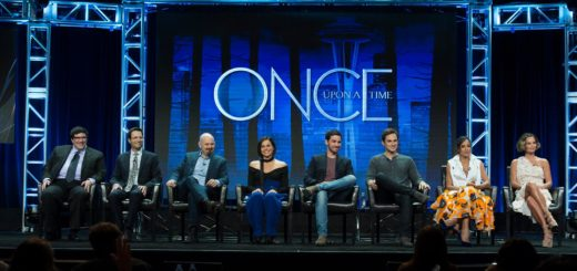 Lana Parrilla Colin O'Donoghue - Once Upon A Time
