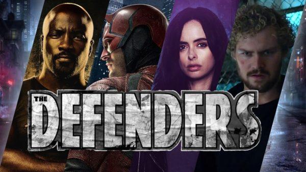 The Defenders Trailer Finale
