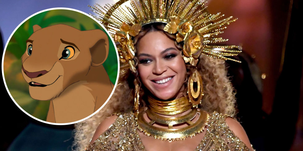 Beyonce Il Re Leone