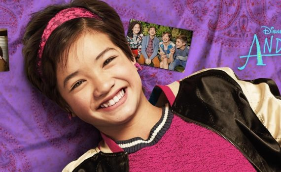 Andi Mack Disney Channel