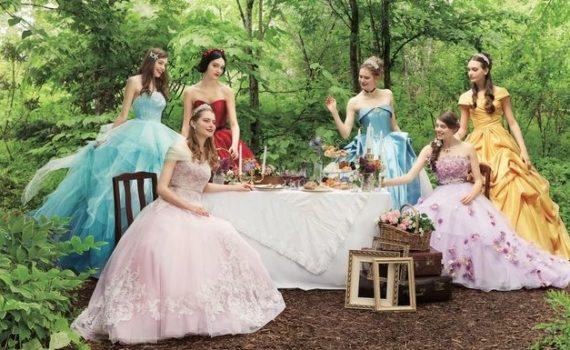 abiti da sposa disney