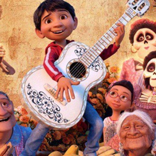 Coco Poster Internazionale