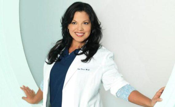 Grey's Anatomy 14 Sara Ramirez