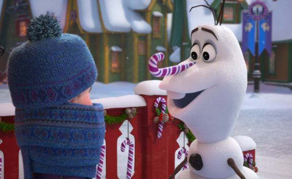 Olaf's Frozen Adventure Canzoni