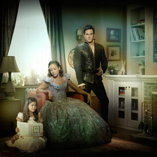 Once Upon a Time Once Upon a Time 7 character poster