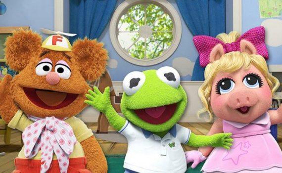 Muppets Babies Disney Channel