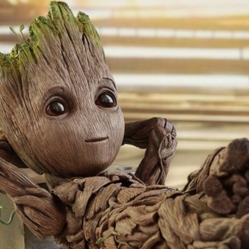 Baby Groot James Gunn