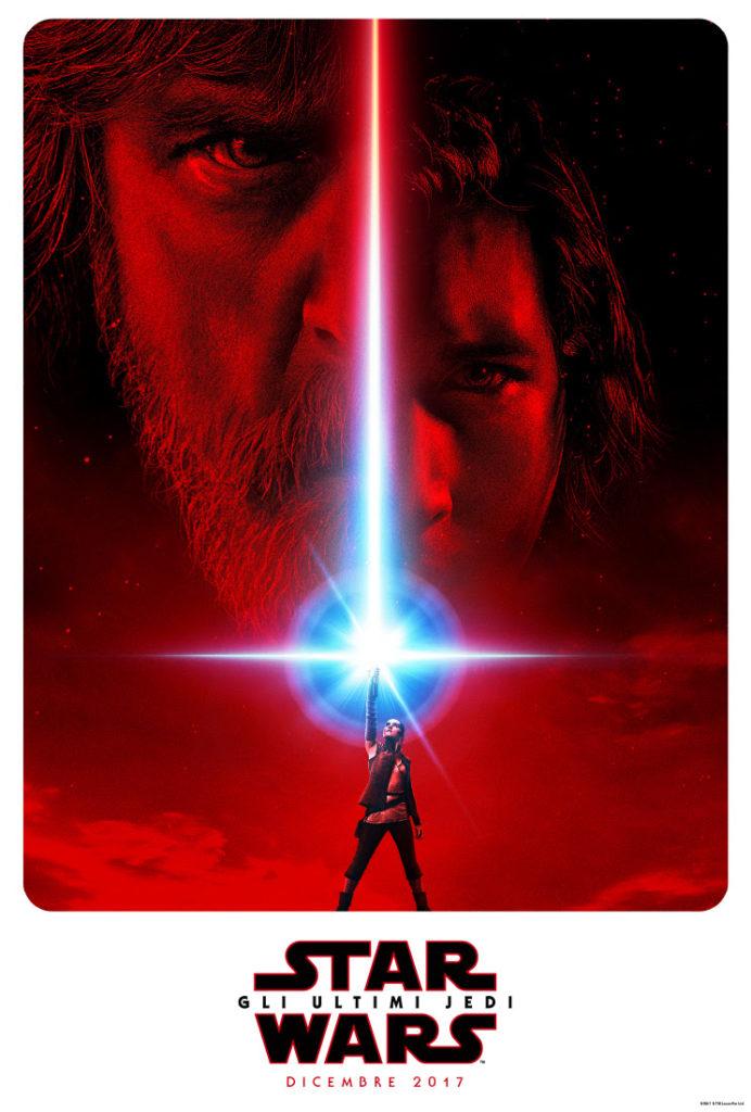 Star Wars: Gli Ultimi Jedi Poster