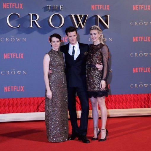 the crown 2 premiere