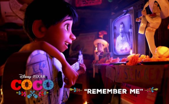 Coco Remember Me