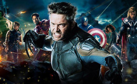 Wolverine Hugh Jackman