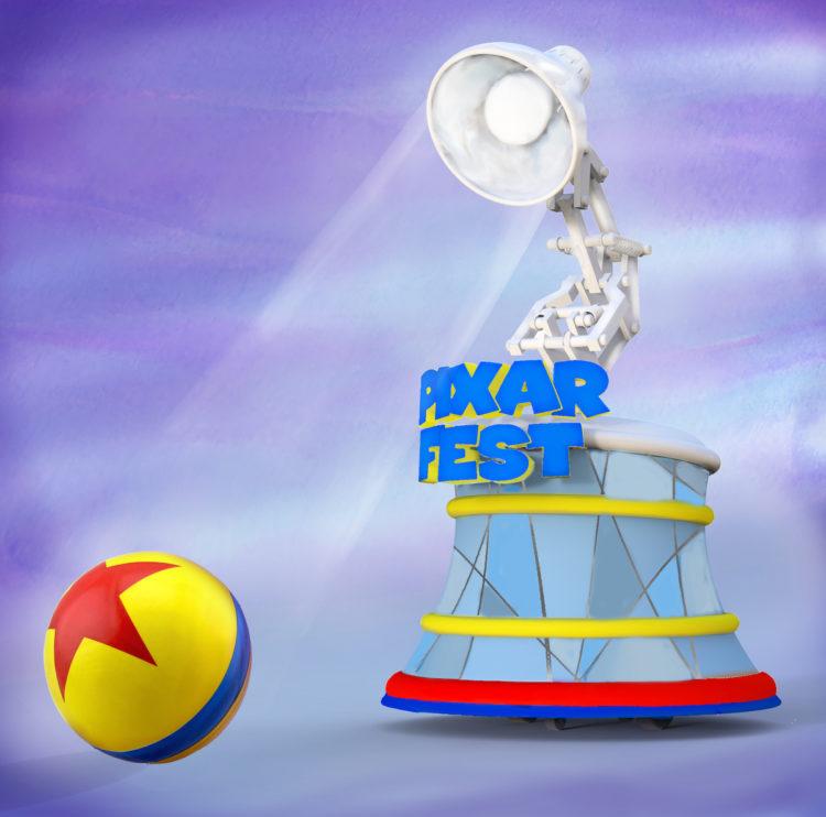 Disneyland Pixar