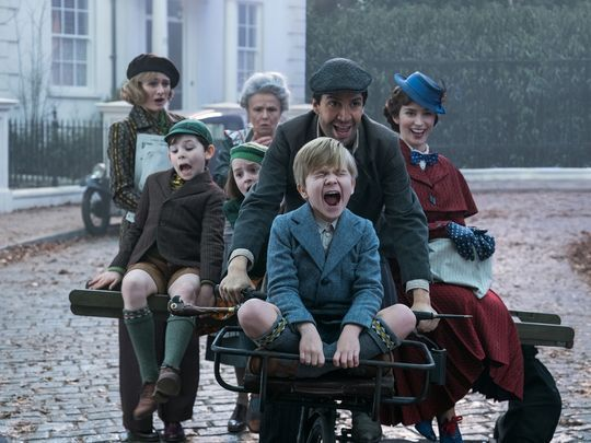Mary Poppins Returns prima immagine