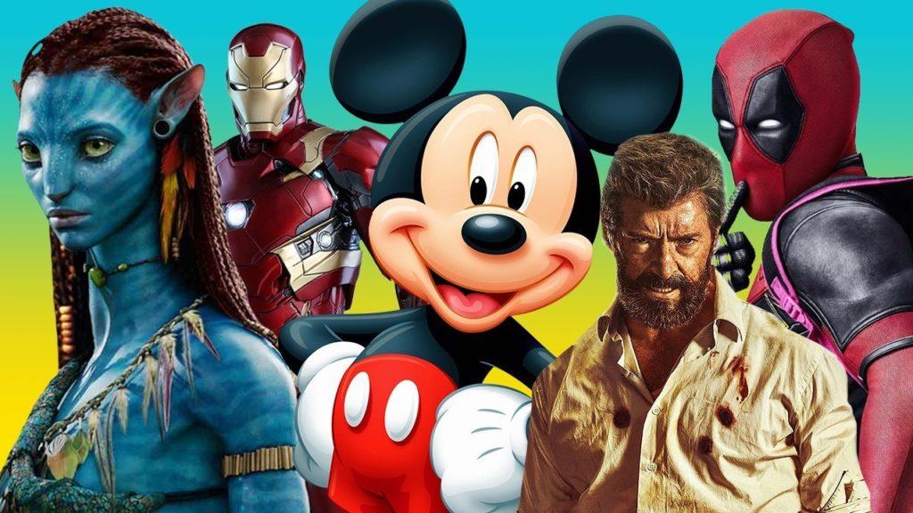 Nuovo accordo Disney Fox