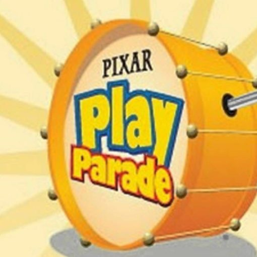 Disneyland Pixar Play Parade