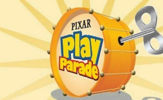 Disneyland Pixar Play Parade
