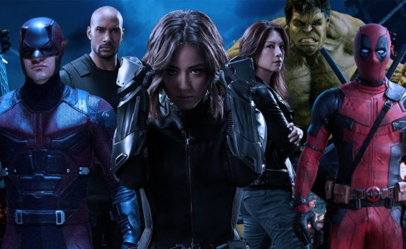Agents of S.H.I.E.L.D. avengers