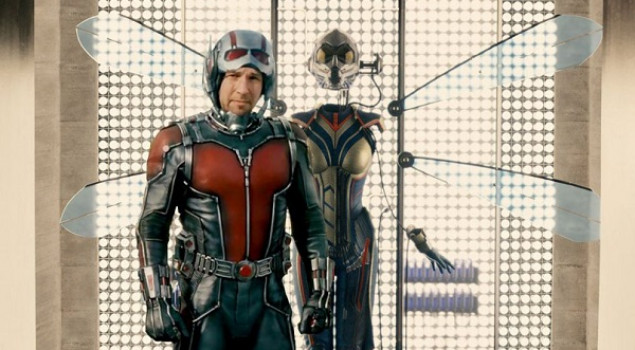 Ant-Man and the Wasp commedia romantica
