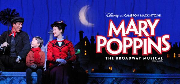 Mary Poppins - Il Musical cast italiano