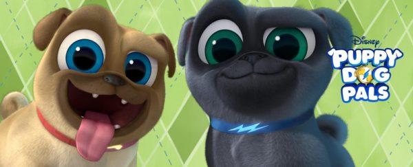 Puppy Dog Pals Disney Jr.