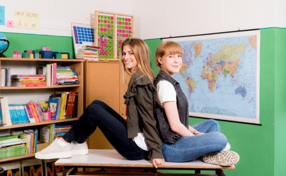 Sara e Marti