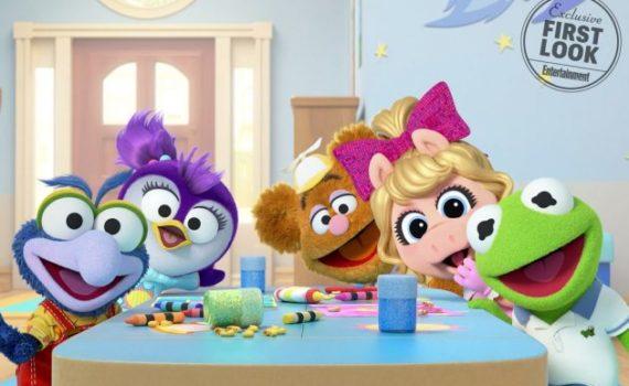 Muppet Babies Disney Junior