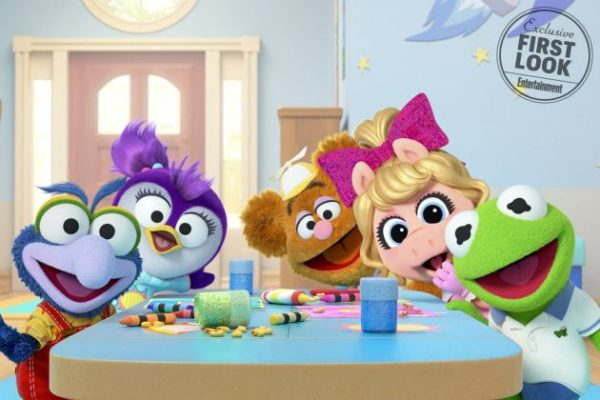 Muppet Babies Disney Junior