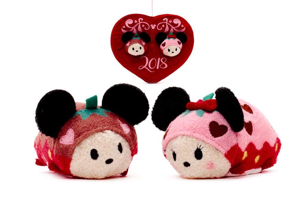 Tsum Tsum San Valentino