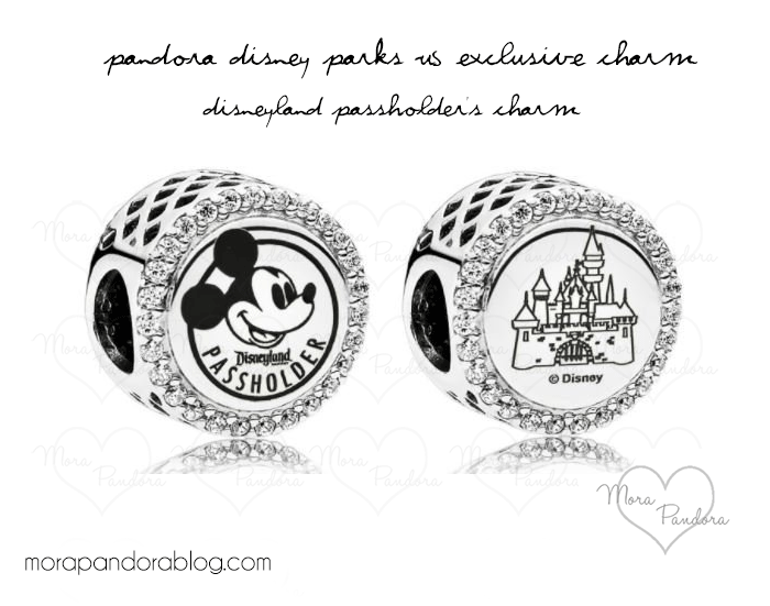 Pandora Disney Charms Disneyland Paris | IUCN Water