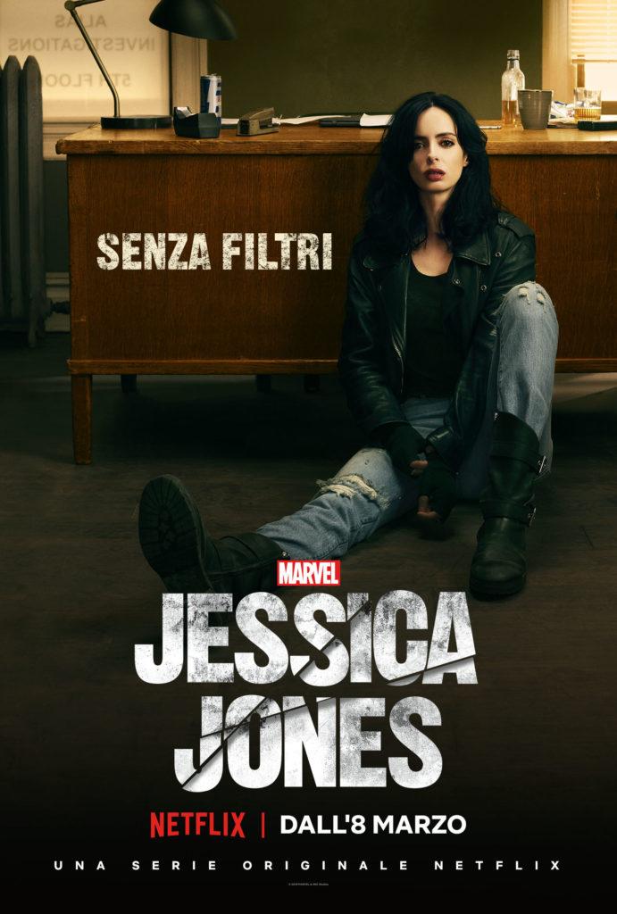 Jessica Jones Locandina