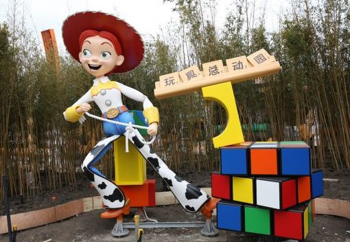 Toy Story Land Shangai