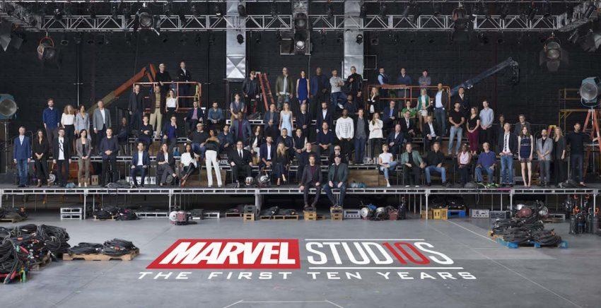 Marvel Cinematic Universe Anniversario