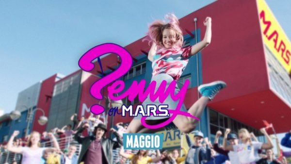Penny On M.A.R.S. serie