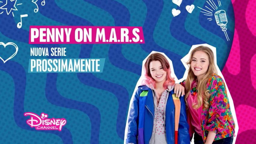 Penny On M.A.R.S. Disney Channel